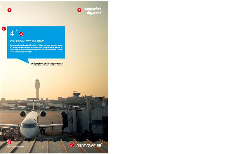 Hannover Rück Gruppe Corporate Design Guidelines Gestaltung Von